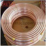 Tubo de cobre estándar del En 1057