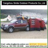 Tenda impermeabile del rimorchio della parte superiore SUV dell'automobile del magazzino del tetto della radura della tela di canapa