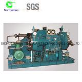 Compressor do diafragma do gás de metano com capacidade de fluxo elevada