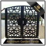 Un design moderne allée de la porte en aluminium
