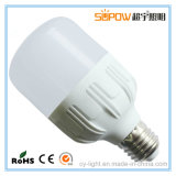 Bulbo grande Shaped fresco do diodo emissor de luz T do branco 220V 15W 20W 30W 40W E27