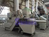 A velocidade horizontal de cobre de sucata de briquetagem Máquina para reciclagem