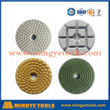 Coussin de polissage diamant pour marbre et granit