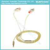 S1-03 Fashion écouteurs écouteurs filaires intra-auriculaires pour téléphone mobile Lecteur MP3