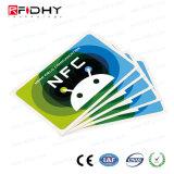 Hitag S 256bit 13,56 MHz autocollant pour paiement NFC RFID