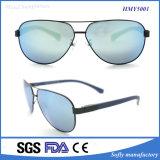 2015 moderne Plastiksonnenbrillen mit Metallrahmen