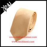 Legame di seta tessuto jacquard Handmade dell'oro di modo