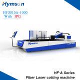 Machine de découpe au laser à fibre (HF3015A-1000W) avec Ipg