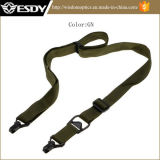 Tactical Adjustable 1 ou 2 points Bungee Sling pour Airsoft