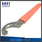 ツールを締め金で止める高い硬度のタイプC 28-32のホックスパナーの締める物