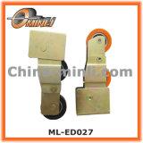 Lochende Halter-Peilung mit doppelter Rolle für heißen Verkauf (ML-ED002)