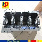 Blocco cilindri d'acciaio del motore del motore diesel J05c J05e