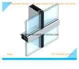 Revêtement de mur en verre de matériau de construction