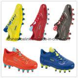 Популярный футбол людей обувает ботинки TPU