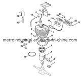 Mme070 complète et scie à chaîne tronçonneuse MS070