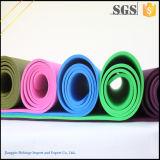 Couvre-tapis respectueux de l'environnement bon marché de yoga de bande d'assurance commerciale pour le GV