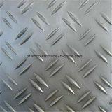 304 Checkered Plate Anti-Slip Waterproof Stainless Steel Sheet