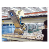 Автоматическая мост камня пилы для обработки счетчик и верхней части зеркала в противосолнечном козырьке