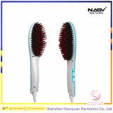 Producto de cuidado del cabello Ceamic cepillo de pelo Plancha