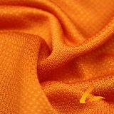 운동복 적당 (LTT-KCB1204K#)를 위한 폴리에스테 스판덱스 Lycra 뜨개질을 한 탄력 있는 직물
