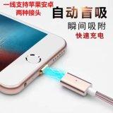 Type USB3.1 câble magnétique de remplissage de câble d'aimant de caractéristiques de C USB