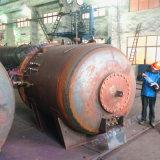 Thermische Olie die de RubberAutoclaaf van Vulcanizating van Rollen (Sn-LHGR20) verwarmen