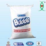 25 kg de détergent à lessive en poudre / poudre de lavage pour l'emballage local