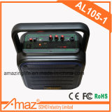 Temeisheng 트롤리 10 인치 Bluetooth 트롤리 스피커/Bluetooth 휴대용 사운드 시스템