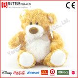 Die angefüllte Förderung-Plüsch-Puppe spielt weichen Teddybären