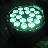 Full Color Indoor 18X18W RGBWA UV LED PAR