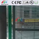 Innen- und im Freienbekanntmachentransparente Glas LED-Bildschirmanzeige