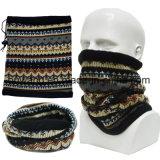 Scaldino del collo della sciarpa lavorato a maglia modo poco costoso superiore del commercio all'ingrosso della decorazione