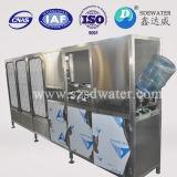 Máquina de rellenar de 5 galones para el agua