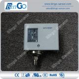 Отрегулируйте переключатель давления компрессора воздуха