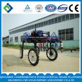 Pulvérisateur automoteur Hst pour tracteur à main pour terrain de paddy et terrain agricole