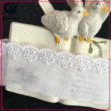 Swiss Voile Lace Trimming Africano Tulle Lace Bordado