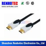 Rotación HDMI de buena calidad de los conectores eléctricos