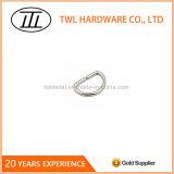Les accessoires en métal vendent la boucle en gros de clip D de fer