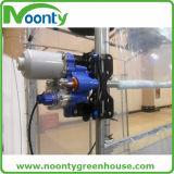 Máquina automática de Roll-up de película para invernadero con torno eléctrico