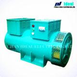 Convertidor de frecuencia rotatorio (motor-generador inductivo fijado) con el montaje integrado