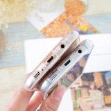 Jóias brilho cintilante Caso Telefone protetora TPU macio para a Samsung