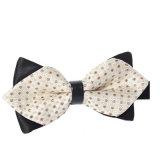標準的なデザイン高品質の人の装飾の絹のちょうネクタイ