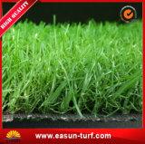 Césped falso artificial de la hierba sintetizada barata para el paisaje