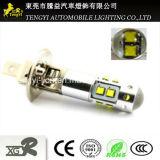 linterna auto de la lámpara de la niebla del poder más elevado LED de la luz del coche de 50W LED con, base ligera de Xbd del CREE del socket de H1 H16 Pw24