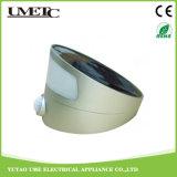 Indicatore luminoso solare esterno all'ingrosso di notte del sensore di movimento della parete del giardino del LED