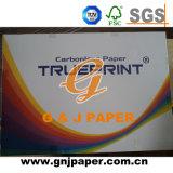 Différentes tailles de papier NCR pour la production de livres Réception
