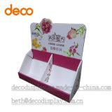 Papiereinkommen Cardbaord Gegenschaukarton für Einzelverkauf