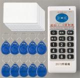 Voz inglesa 125kHz da duplicadora da proximidade de RFID