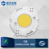 低い腐食CCT4000k 1620mA 170LMWの白い100W穂軸LEDソースの極度の内腔