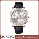 Neue Form-preiswerte Rabatt-Edelstahl-Mann-Uhr